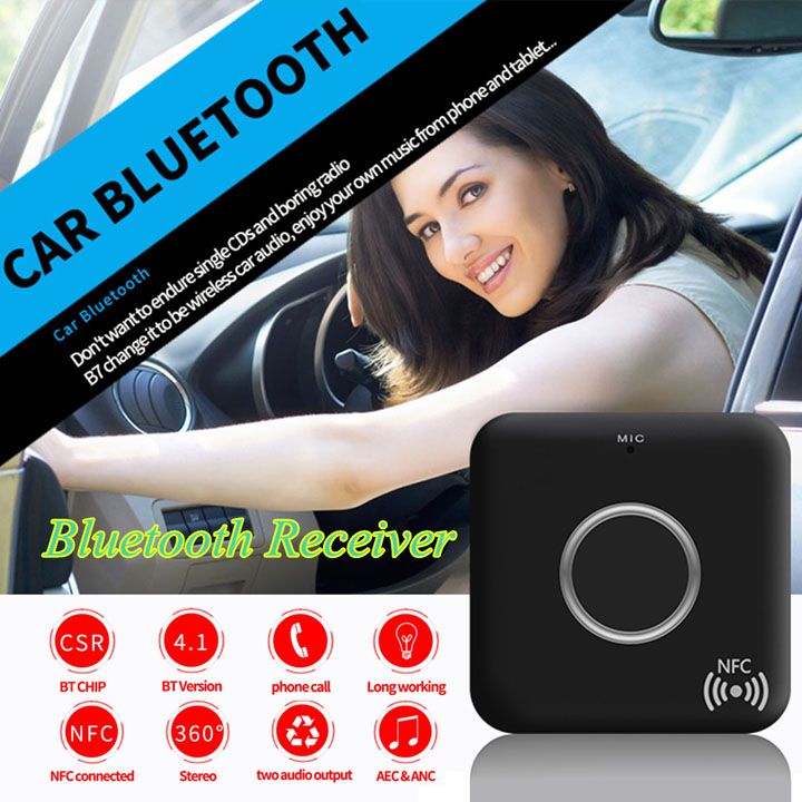 motorcycle bluetooth receiver