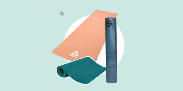 25 best exercise mats for all at home workouts 1603799483