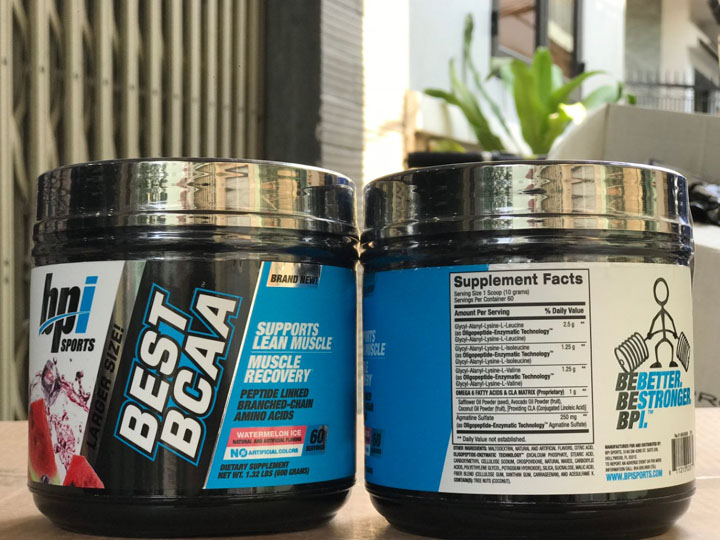 bcaa without sucralose