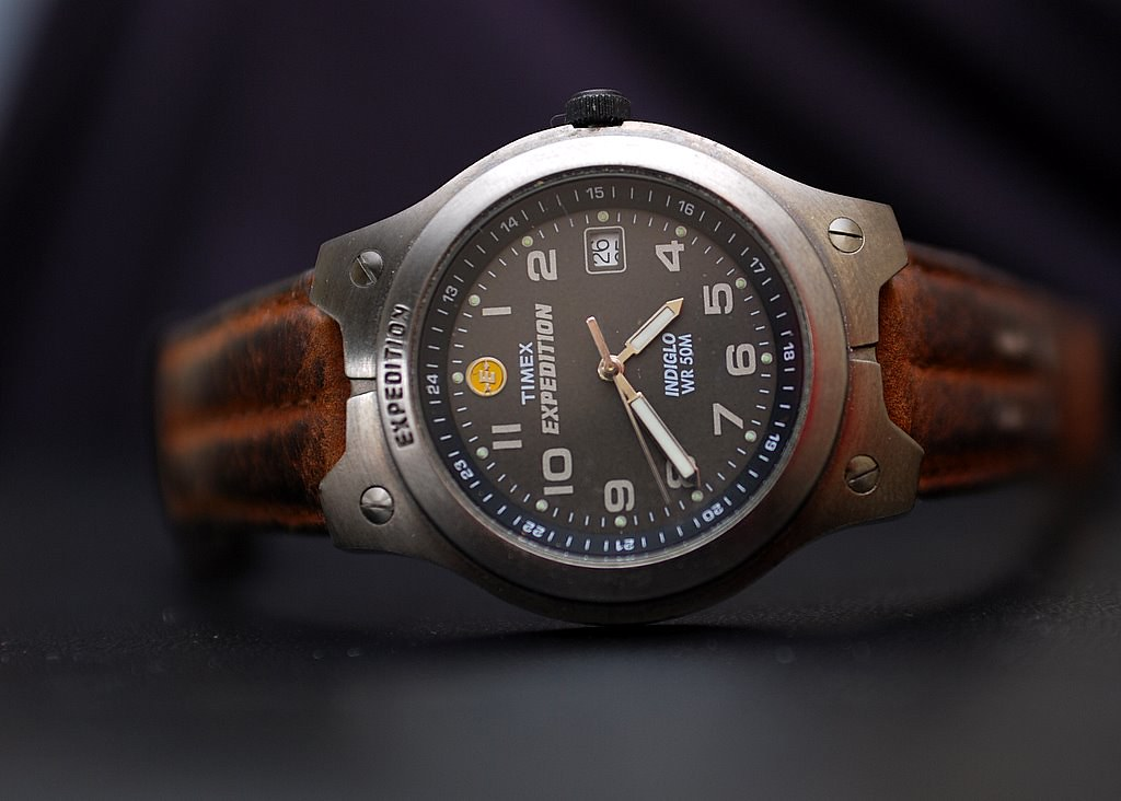 Relic Watches Battery Size