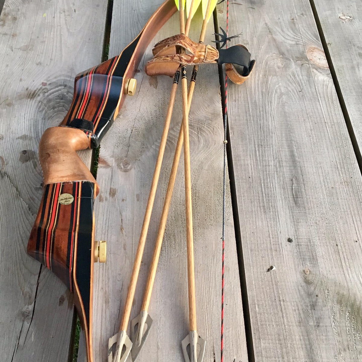 american made recurve bow