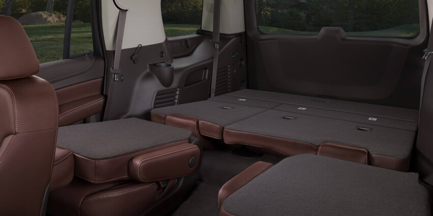 tahoe 3rd row seat compatibility